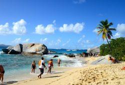 As Ilhas Virgens e o Parque Nacional da Virgin Gorda