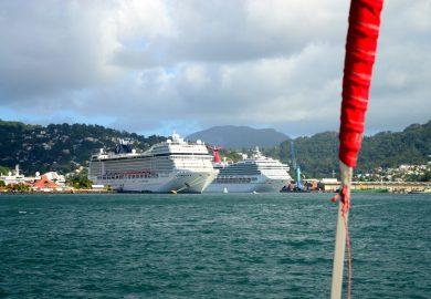 Um cruzeiro com a Via Alegria pelo arquipélago das Antilhas