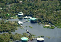 O Ariaú Amazon Towers