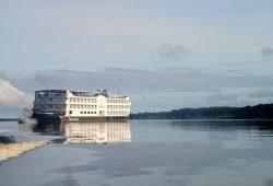 A Zona Franca e o Porto de Manaus
