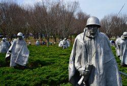 Os memoriais das guerras americanas