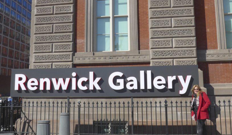 A Galeria Renwick em Washington