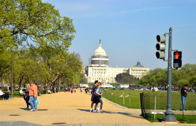 WASHINGTON, A CIDADE DOS MUSEUS