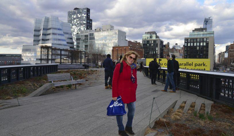 """High Line, o """"Jardim Suspenso"""" de Nova York"""