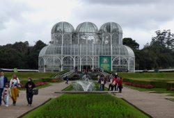 O Jardim Botânico de Curitiba