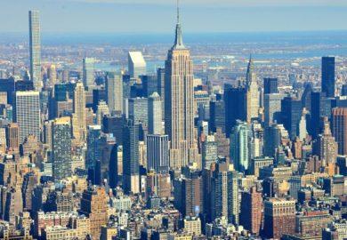 COMEÇANDO A ENTENDER A CIDADE DE NOVA YORK