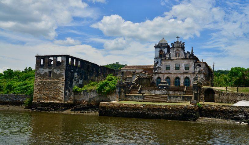 Os encantos do baixo curso do Rio Paraguaçu