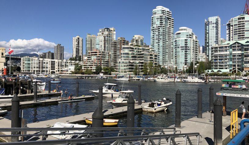 Alguns lugares especiais de Vancouver