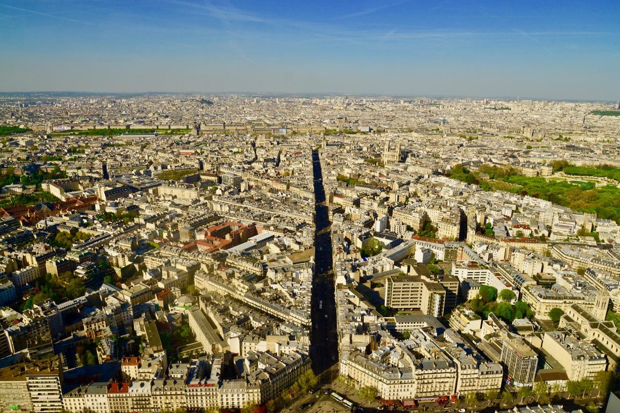 Passeando por Paris