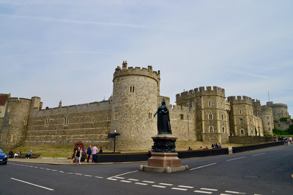 Começando a viagem pelo Reino Unido