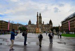 Glasgow, a maior cidade da Escócia