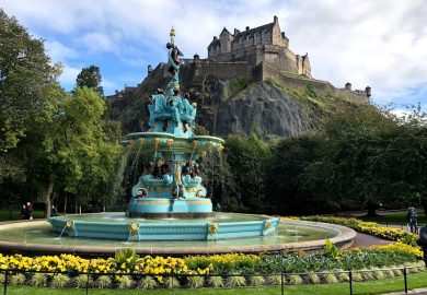 "EDIMBURGO, A ""ATENAS DO NORTE"""