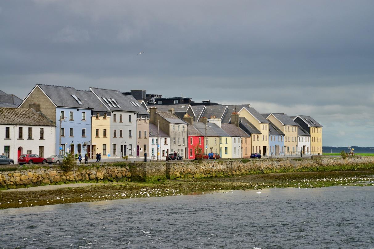 Galway, a capital cultural da Irlanda