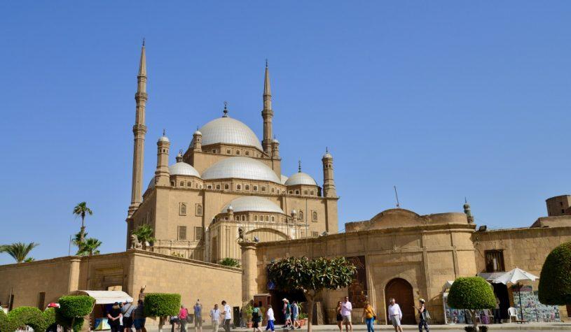 O Centro Histórico do Cairo