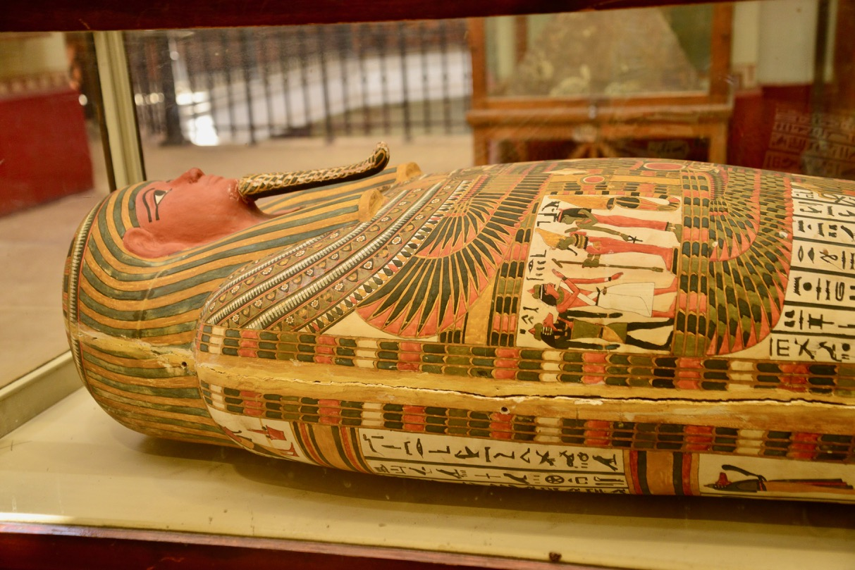 O Museu do Egito