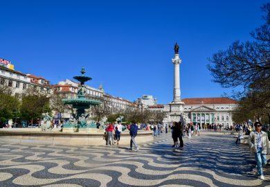Uma parada em Lisboa, na volta para o Brasil