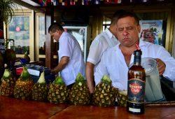 Os Runs e Charutos Cubanos