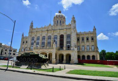 O Museu da Revolução Cubana