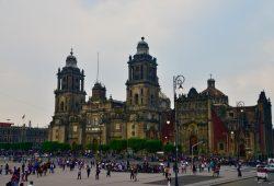 Começando a entender a Cidade do México
