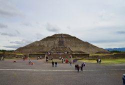 """Teotihuacan, """"onde os homens se tornam deuses"""""""