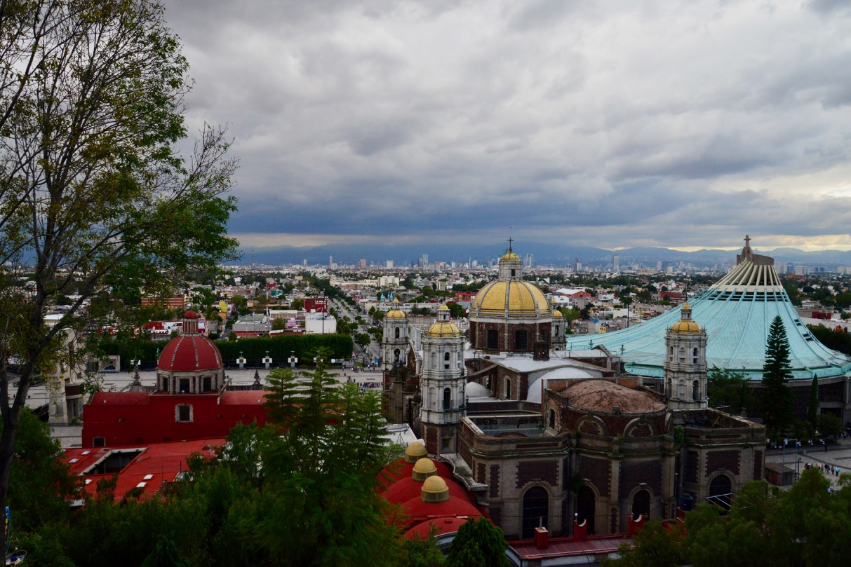 O Santuário de Nossa Senhora de Guadalupe