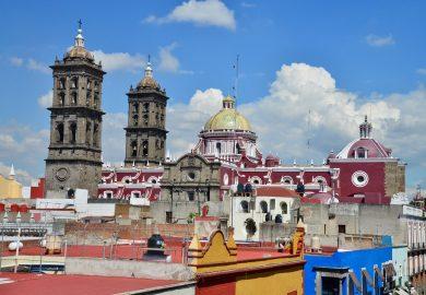 "Puebla, um dos ""Pueblos Mágicos"" do México"