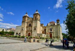 O Centro Histórico de Oaxaca