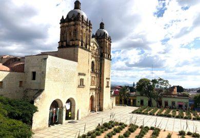 Começando a conhecer Oaxaca de Juarez