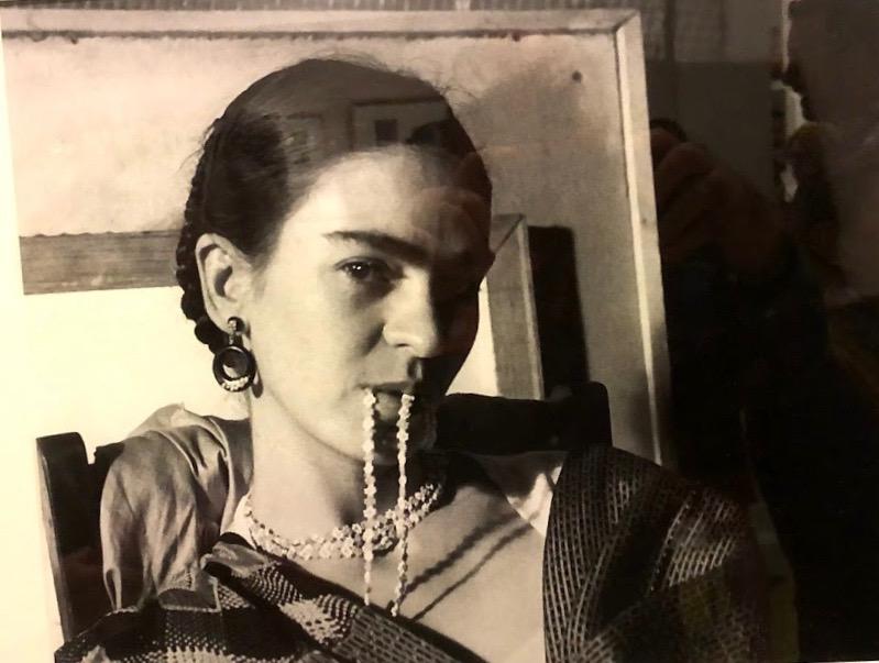 Frida Kahlo, um símbolo do México