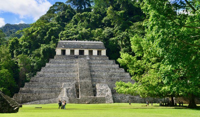 Palenque, a cidade perdida dos Maias