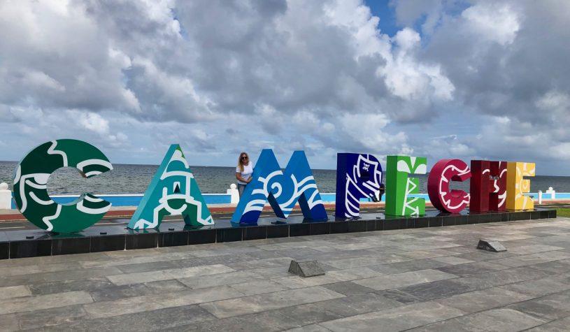 Campeche, uma excelente parada no Golfo do México