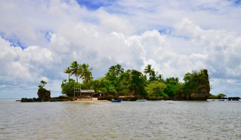 A Baía de Camamu