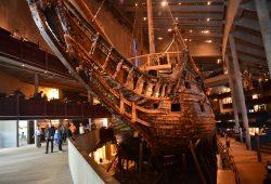 O Parque Skansen e o Museu do Barco Vasa