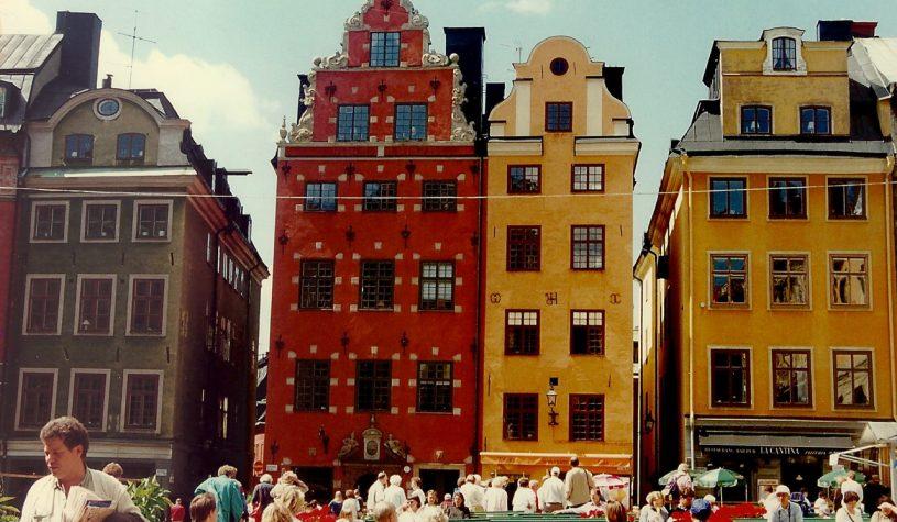 De volta a Estocolmo