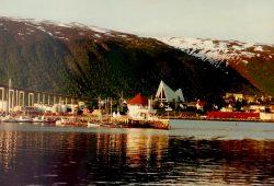 O extremo norte da Noruega