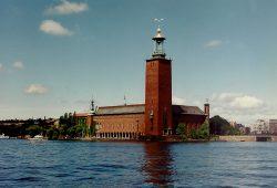 A Prefeitura de Estocolmo