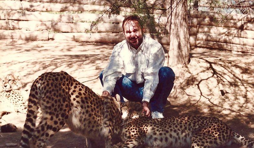 O Pequeno Karoo, na África do Sul