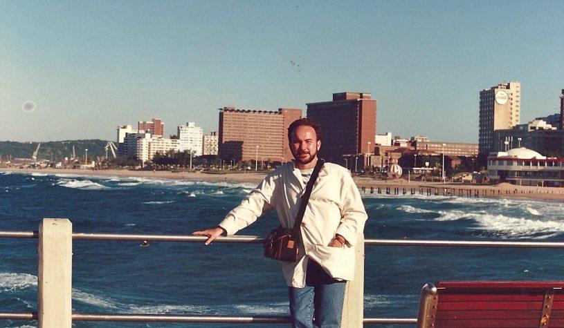 Durban, o maior porto da África