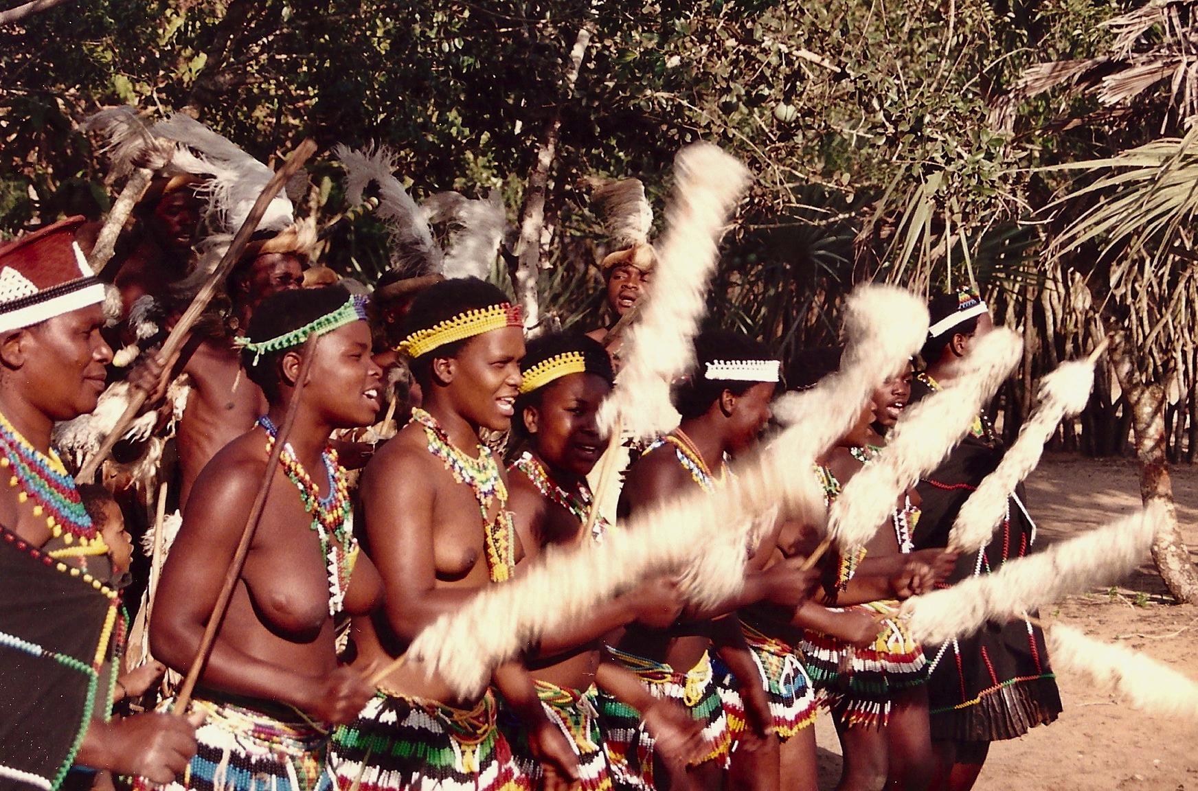 Atravessando a Swazilândia