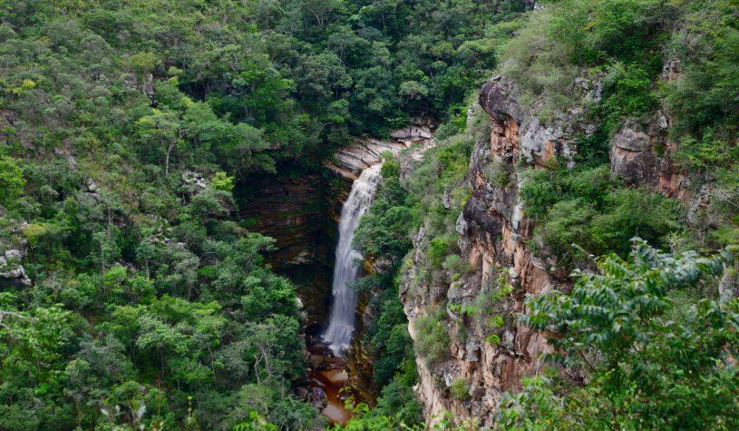 Cachoeira do Mosquito, uma das maravilhas da Chapada Diamantina