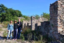 Algumas atrações nos arredores de Mucugê