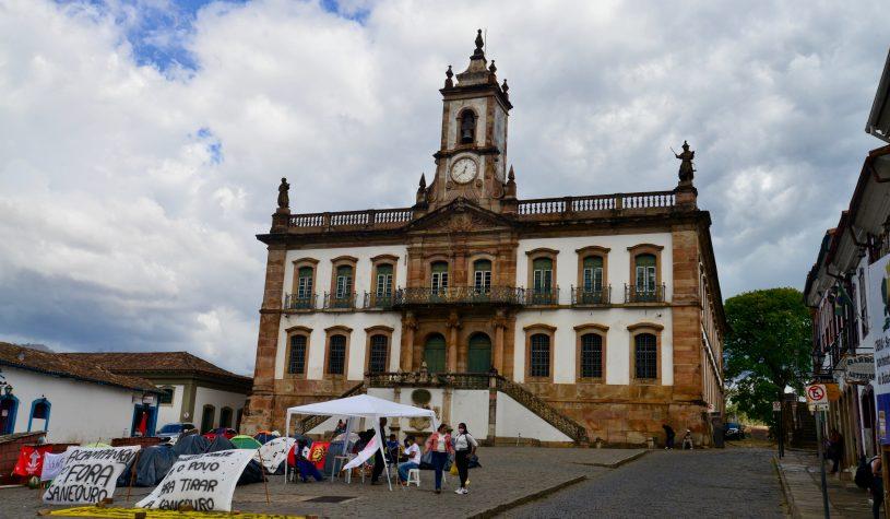 Ouro Preto, a Vila Rica de Minas Gerais