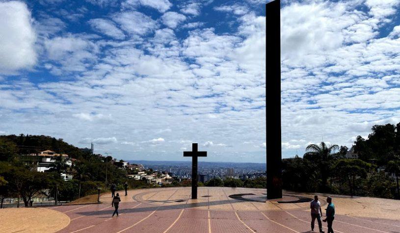 A cidade de Belo Horizonte